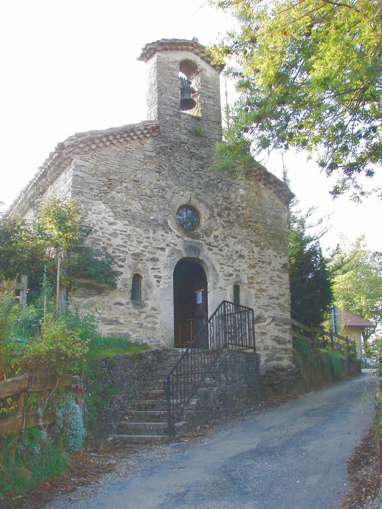 La Chapelle Saint-Antoine 18ème siècle